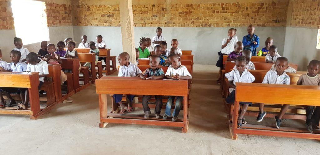 enseignement soins de santé médicaux hôpital Congo RDC Sankuru