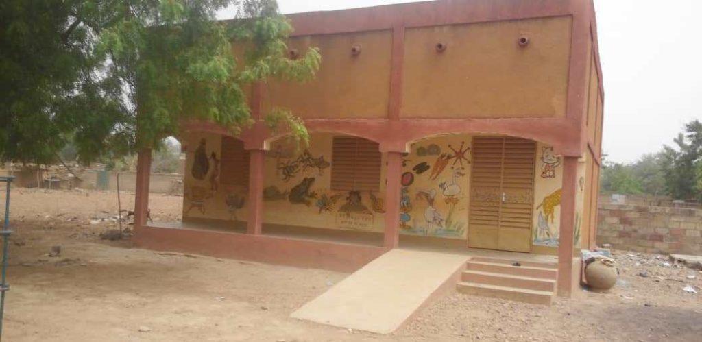école projet enseignement construction Burkina Faso